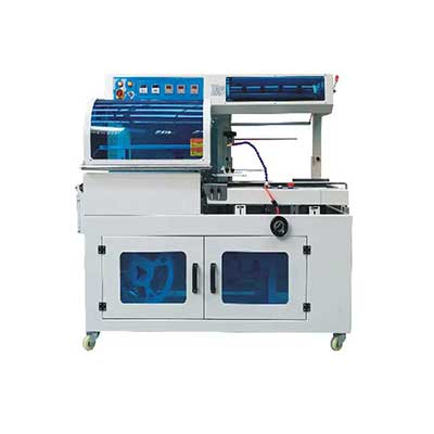 FULLY AUTOMATIC L TYPE FILM SEALING MACHINE
